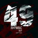 RHOMBIC - 49 EP (Front Cover)