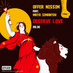 OFFER NISSIM feat MAYA SIMANTOV - Deserve Love (Front Cover)