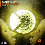 GRANZ ENEMY - The Face Of Silence (Front Cover)