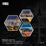 FRANK KVITTA - Infected Shadow (Front Cover)