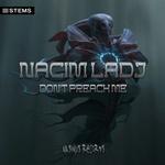 NACIM LADJ - Don't Preach Me (Front Cover)