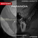 ANDREA GHIROTTI - Paranoia (Front Cover)