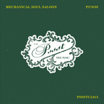 MECHANICAL SOUL SALOON - Punos (Front Cover)