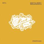 RIVA - Don't U Hide/Hexaperalla (Front Cover)