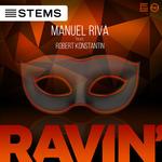 MANUEL RIVA feat ROBERT KONSTANTIN - Ravin' (Front Cover)