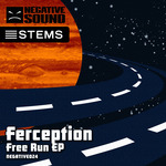 FERCEPTION - Free Run (Front Cover)