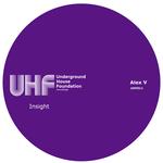 ALEX V - Insight (Front Cover)
