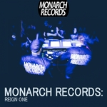 VARIOUS - Monarch Records: Reign One (unmixed tracks) (Front Cover)