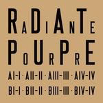 RADIANTE POURPRE - Radiante Pourpre (Front Cover)