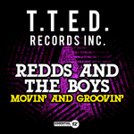 REDDS & THE BOYS - Movin' And Groovin' EP (Front Cover)