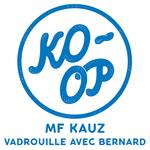 MF KAUZ - Vadrouille Avec Bernard (Front Cover)