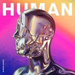BLINDED HEARTS - Human (Front Cover)