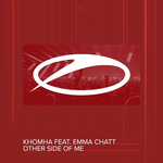 KHOMHA feat EMMA CHATT - Other Side Of Me (Front Cover)