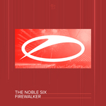 THE NOBLE SIX - Firewalker (Front Cover)