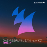 DASH BERLIN & SAVI feat KO - Home (Front Cover)