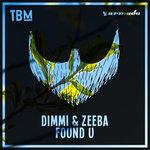 DIMMI & ZEEBA - Found U (Front Cover)