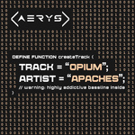 APACHES - Opium (Front Cover)