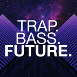 VARIOUS - Trap. Bass. Future. (Front Cover)