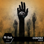 CONTIEZ - Alone (Front Cover)