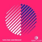 ANDRIUS ZAMBA - London Underground (Front Cover)