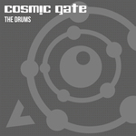COSMIC GATE - The Drums (Front Cover)