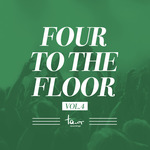 VARIOUS - Four To The Floor Vol 4 (Front Cover)