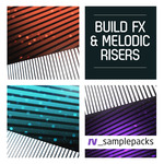 RESONANT VIBES - Build FX & Melodic Risers (Sample Pack WAV) (Front Cover)