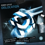 ROBIN WYLIE - Dislocation (Front Cover)