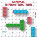 VARIOUS - Minimal Infrastucture Vol 3 (Front Cover)