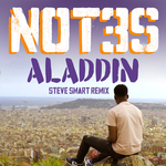 NOT3S - Aladdin (Steve Smart Remix) (Front Cover)