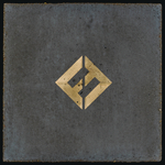 FOO FIGHTERS - Concrete And Gold (Front Cover)