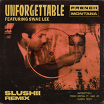 FRENCH MONTANA - Unforgettable (Front Cover)