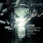 DECIPHER/DECIPHER & SKINRUSH - Champagne, Weed, Pills EP (Front Cover)