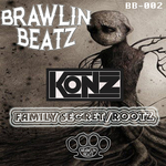 KONZ - Family Secret (Front Cover)