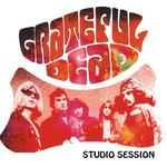 GRATEFUL DEAD - Studio Session (Front Cover)