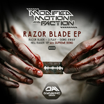 MODIFIED MOTION & FACTION - Razor Blade (Front Cover)