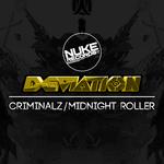 DEVIATION - Criminalz/Midnight Roller (Front Cover)