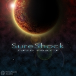 SURESHOCK - Deep Space EP (Front Cover)