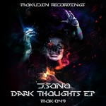 J SONO - Dark Thoughts EP (Front Cover)