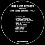 VARIOUS - STAY TUNED Sampler: Vol 1 (Back Cover)