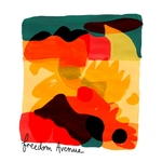 ANTHONY GEORGES PATRICE - Freedom Avenue (Front Cover)