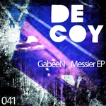 GABEEN - Messier EP (Front Cover)