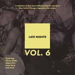 VARIOUS - Late Nights Vol 6 (Front Cover)