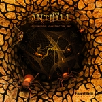 ANTHILL - Invisible Patterns (Front Cover)