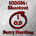 BARRY HARDING - Shoot Out (Front Cover)
