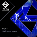 LORENZ B - Pure Energy (Remixed) (Front Cover)