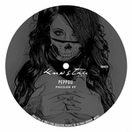 PEPPOU - Puzzled EP (Front Cover)
