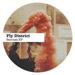 FLY DISTRICT - Barcaza EP (Front Cover)