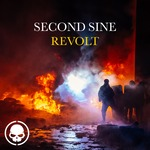 SECOND SINE - Revolt (Front Cover)