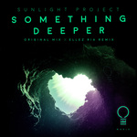 SUNLIGHT PROJECT - Something Deeper (Front Cover)